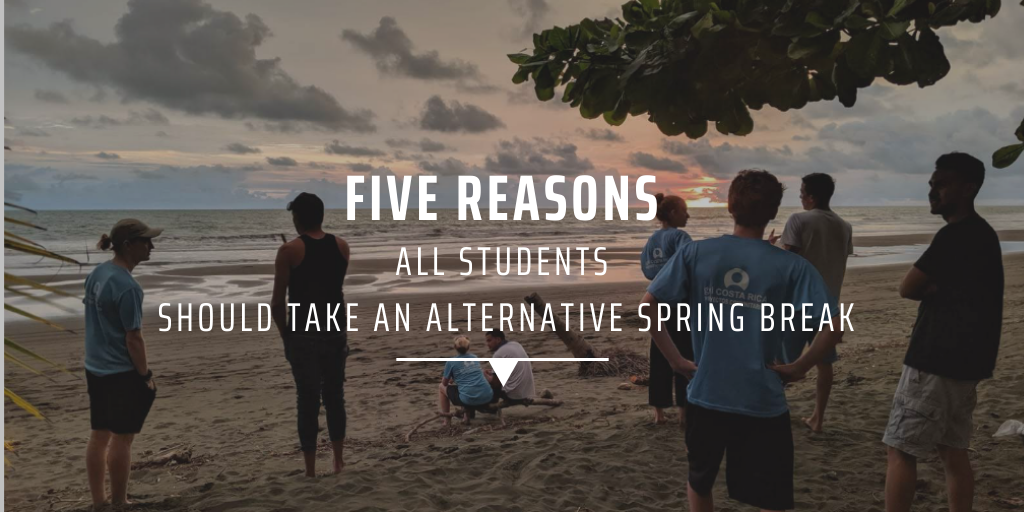 Five reasons why all students should take an alternative gap year