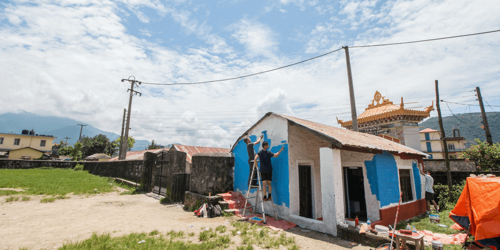 Holiday volunteering opportunities in Nepal