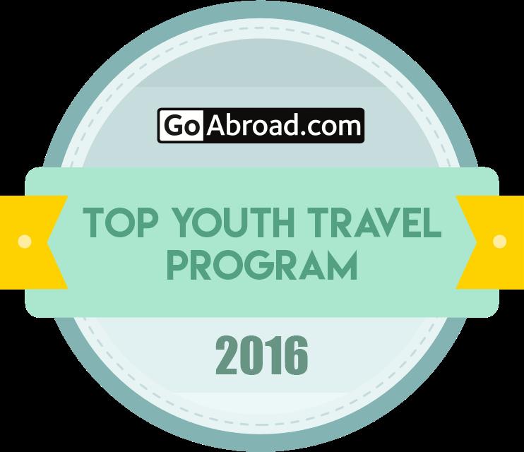 top youth travel program 2016