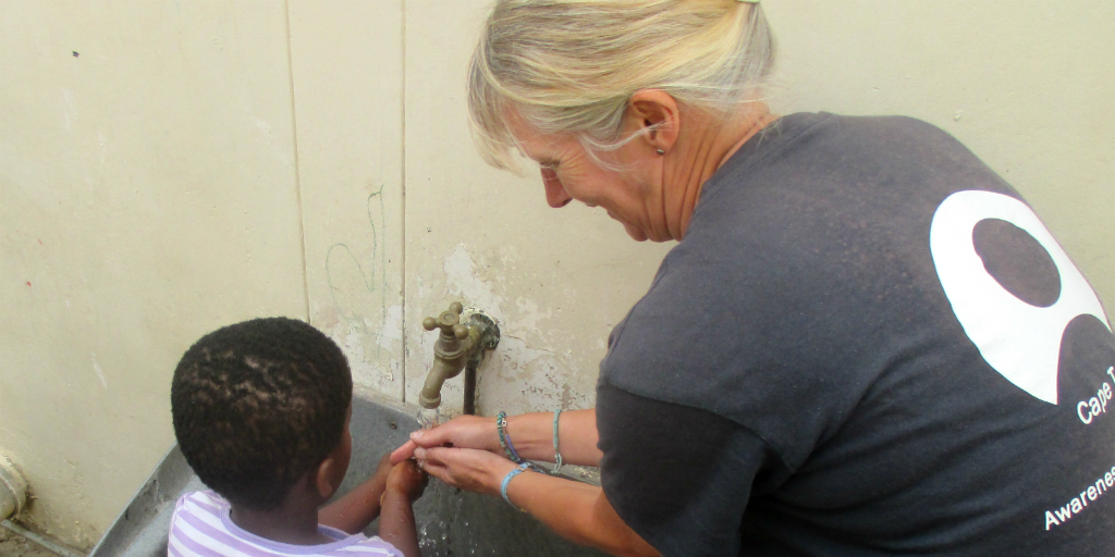 Increased access to clean water is one way to alleviate global health issues.