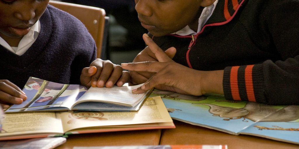 Reading is an integral part of becoming a global citizen
