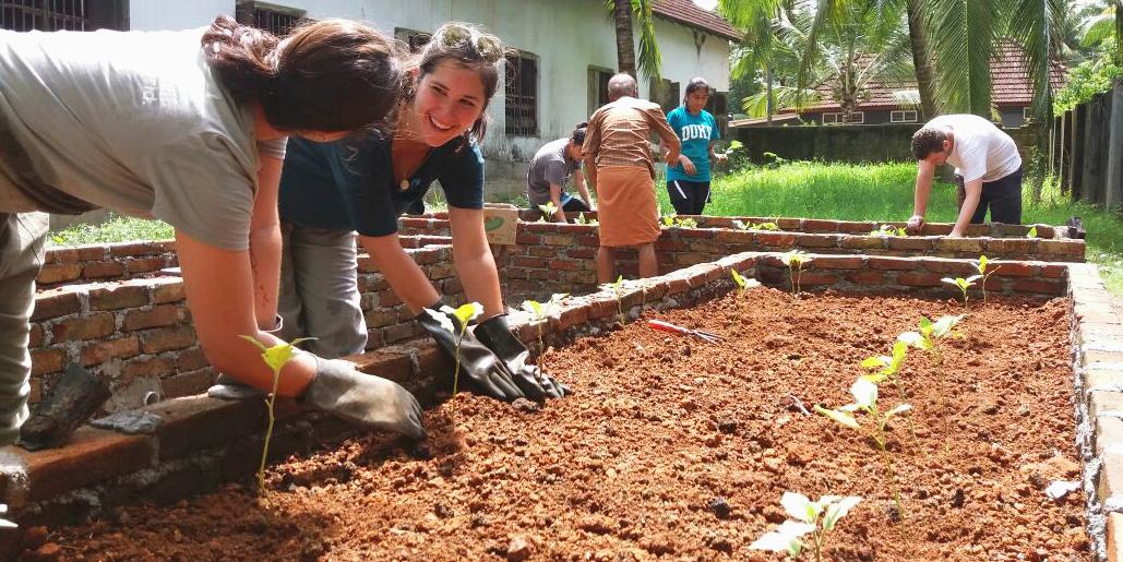 Volunteer in costa rica
