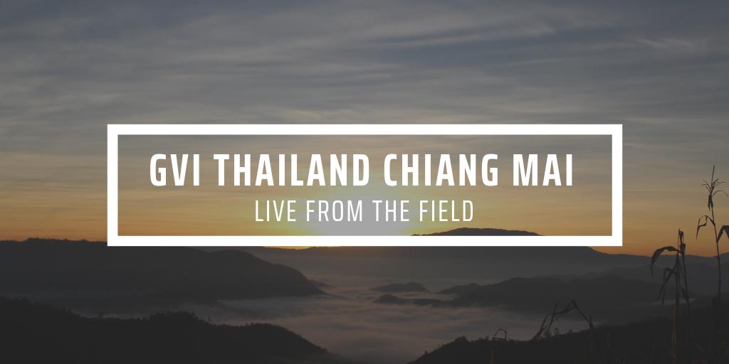 GVI Chiang Mai header image