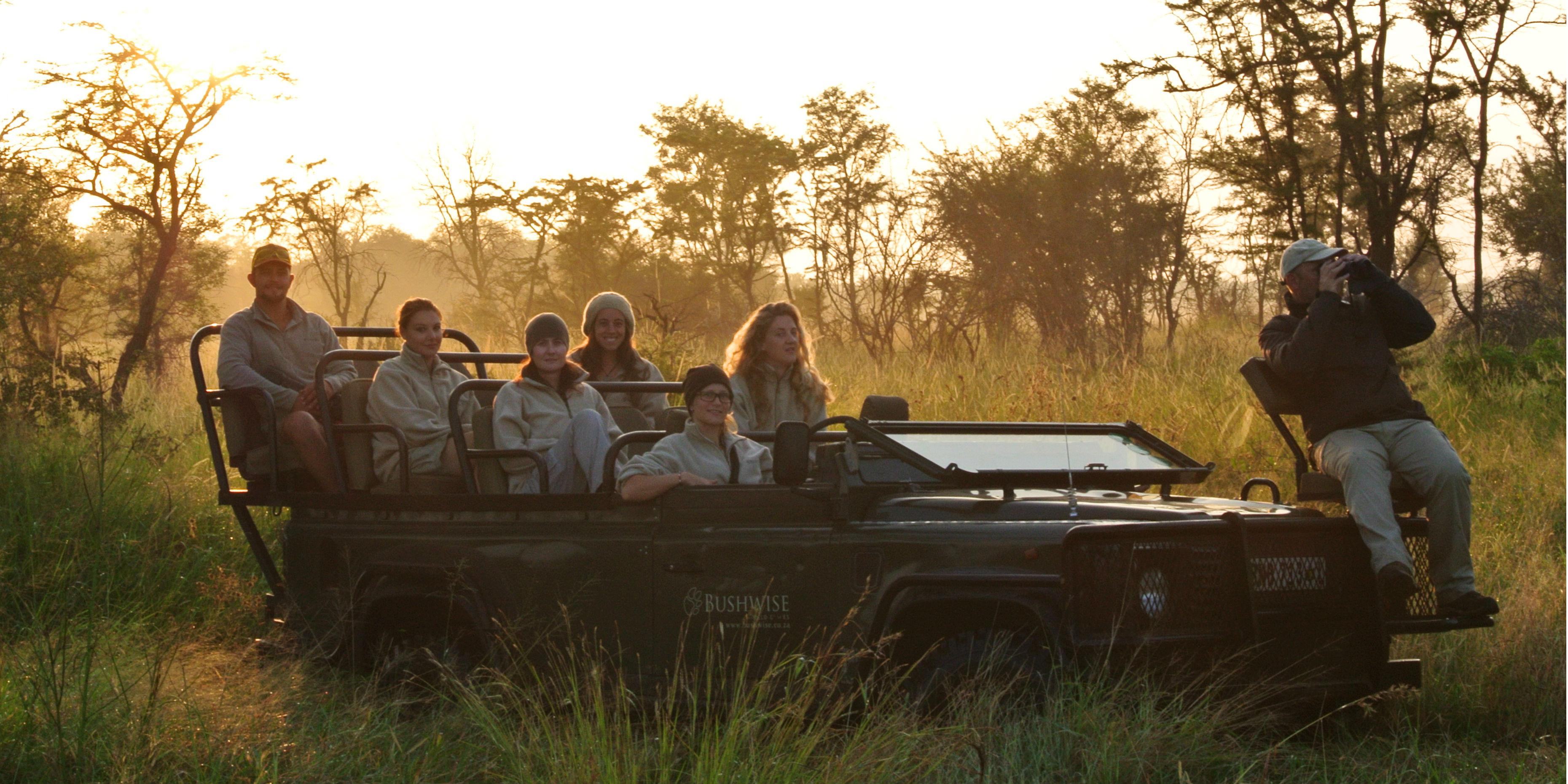 wildlife conservation jobs in africa