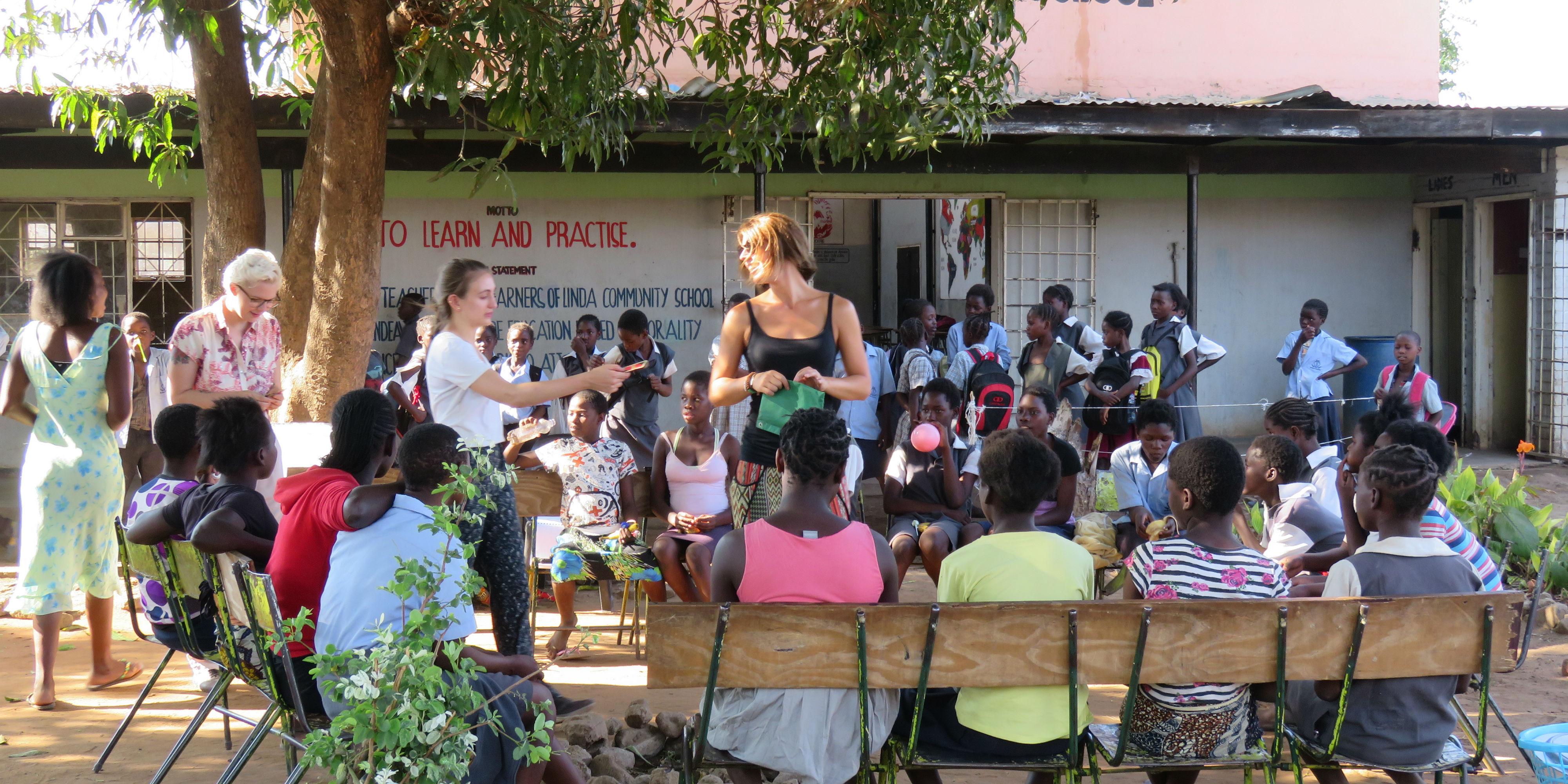 Womens empowerment in zambia