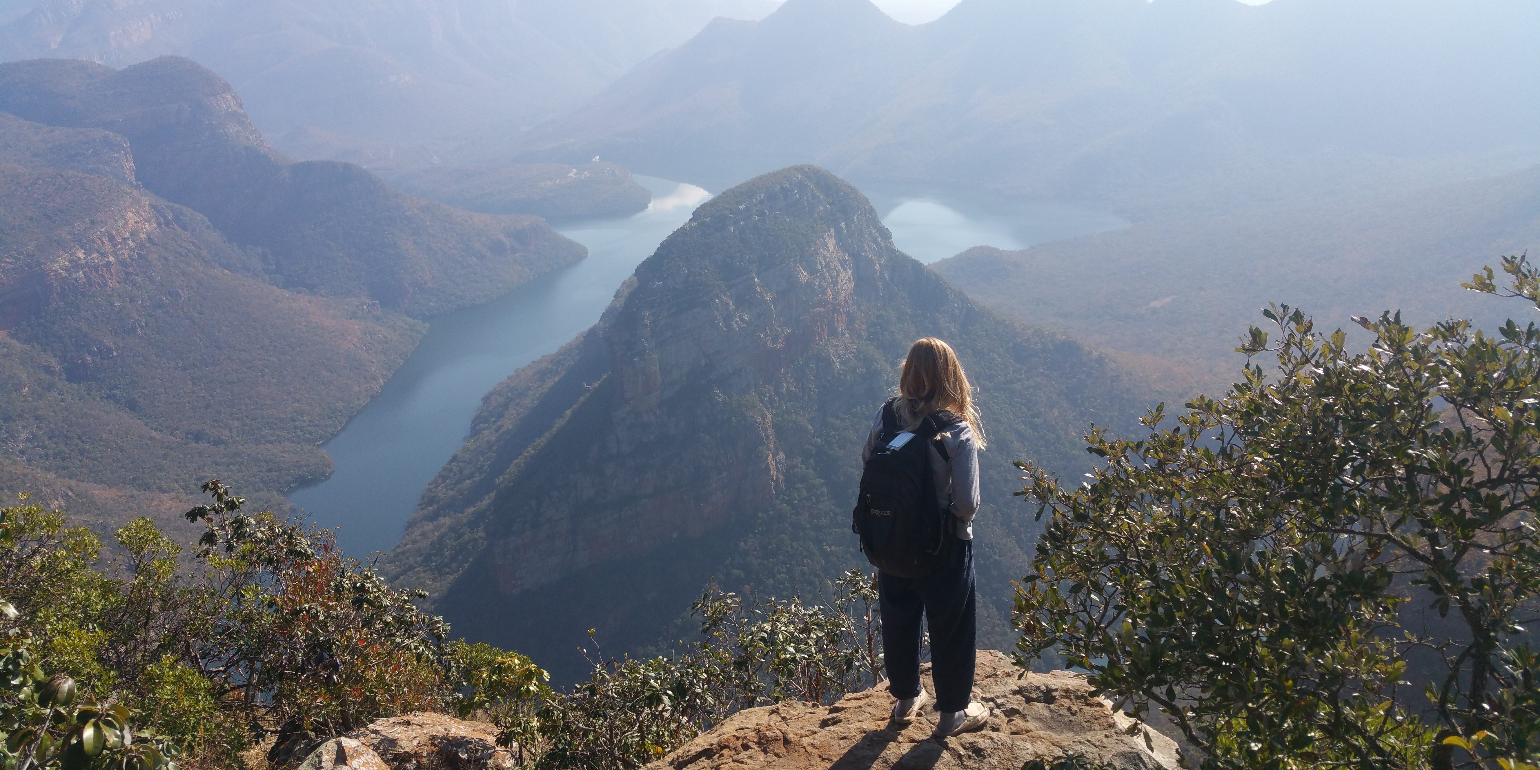 As part of efforts to become a global citizen, this GVI participant focuses on slow and mindful travel.
