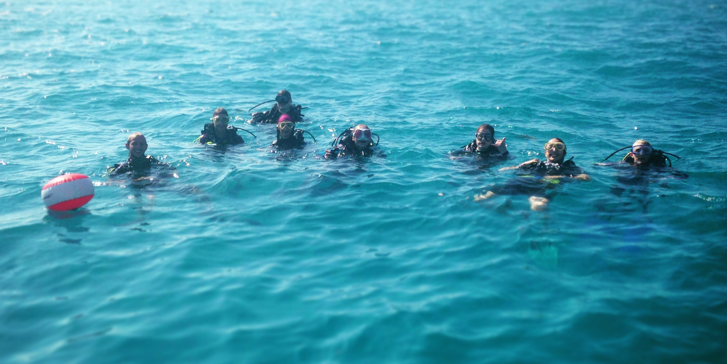 GVI's PADI certified participants explore the famed coral reefs in Mahe, Seychelles, while contributing to vital coral reef research.