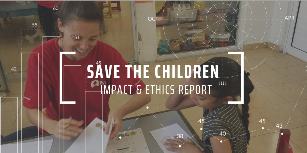 Establishing an understanding of equal rights within children with Save The Children