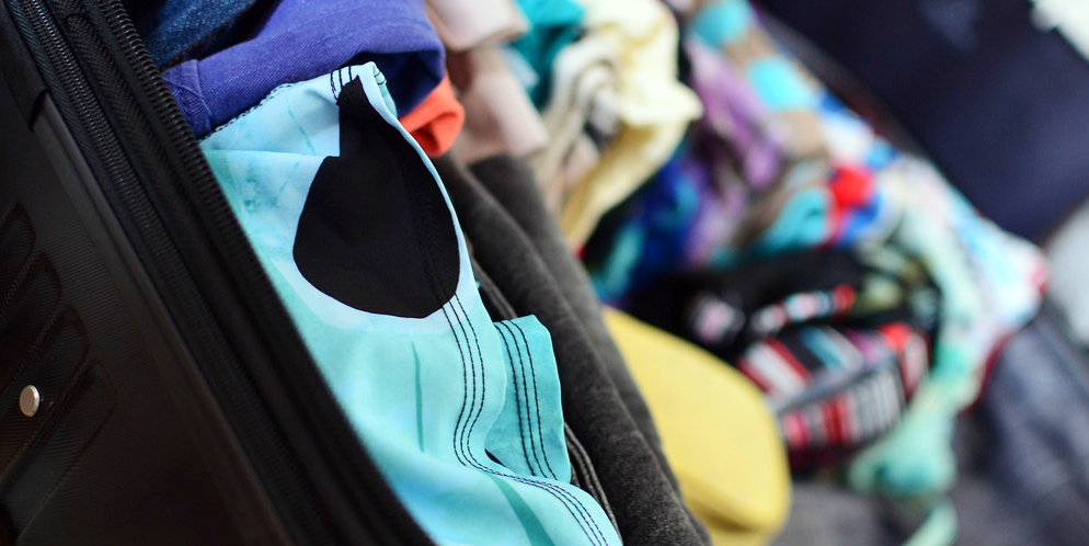 Pack comfortable clothes for your volunteering abroad for teens trip.