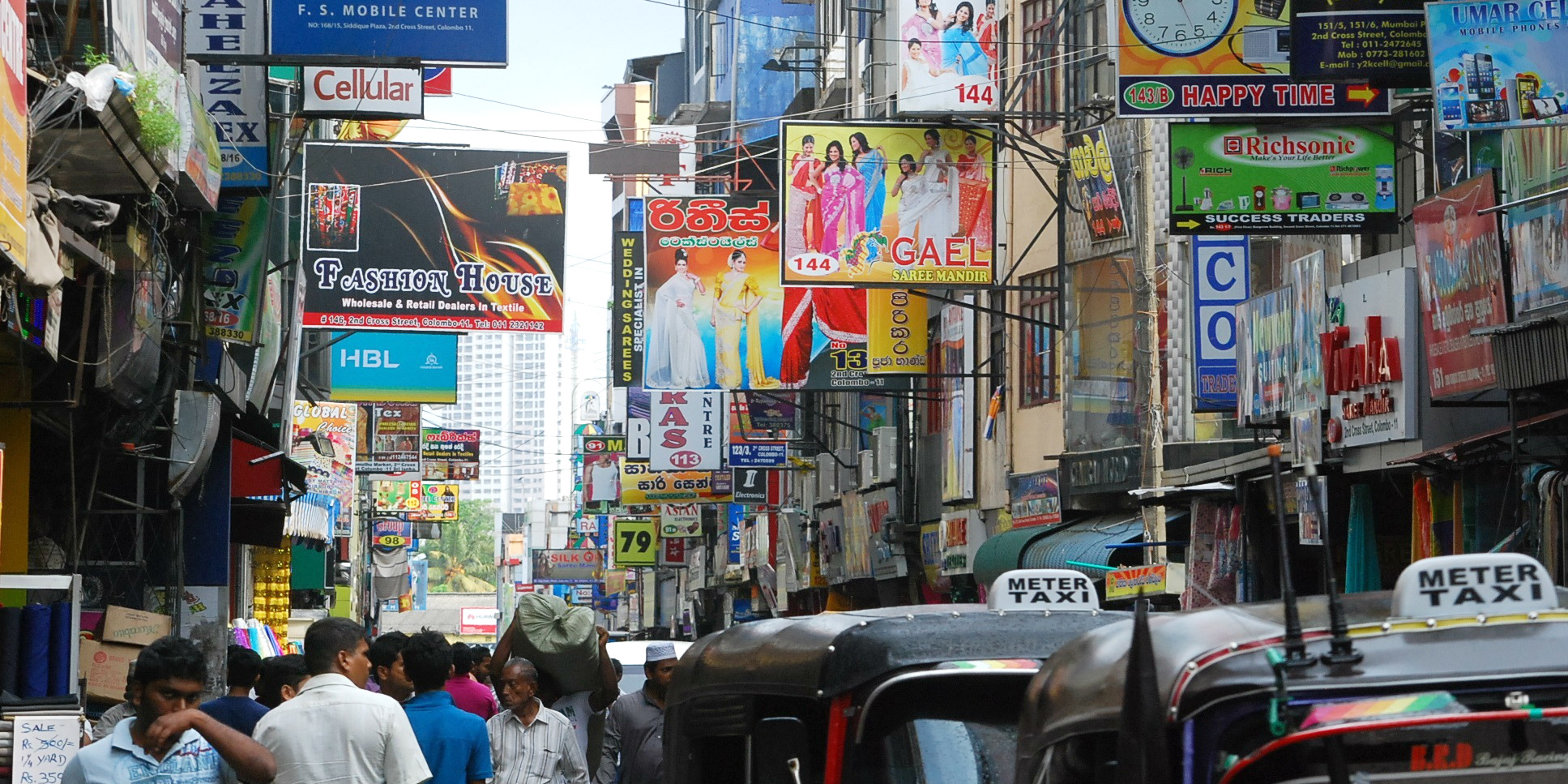 Cities in India can be busier that visitors are used to. This is one of the things to know before travelling to India.