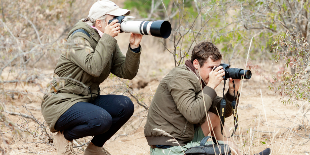 Make an impact on your career break with GVI. Safari adventures are a perfect career break idea