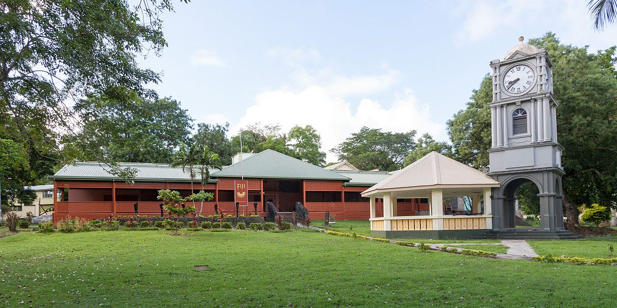 Visit the Fiji museum to learn more about the history of Fiji.