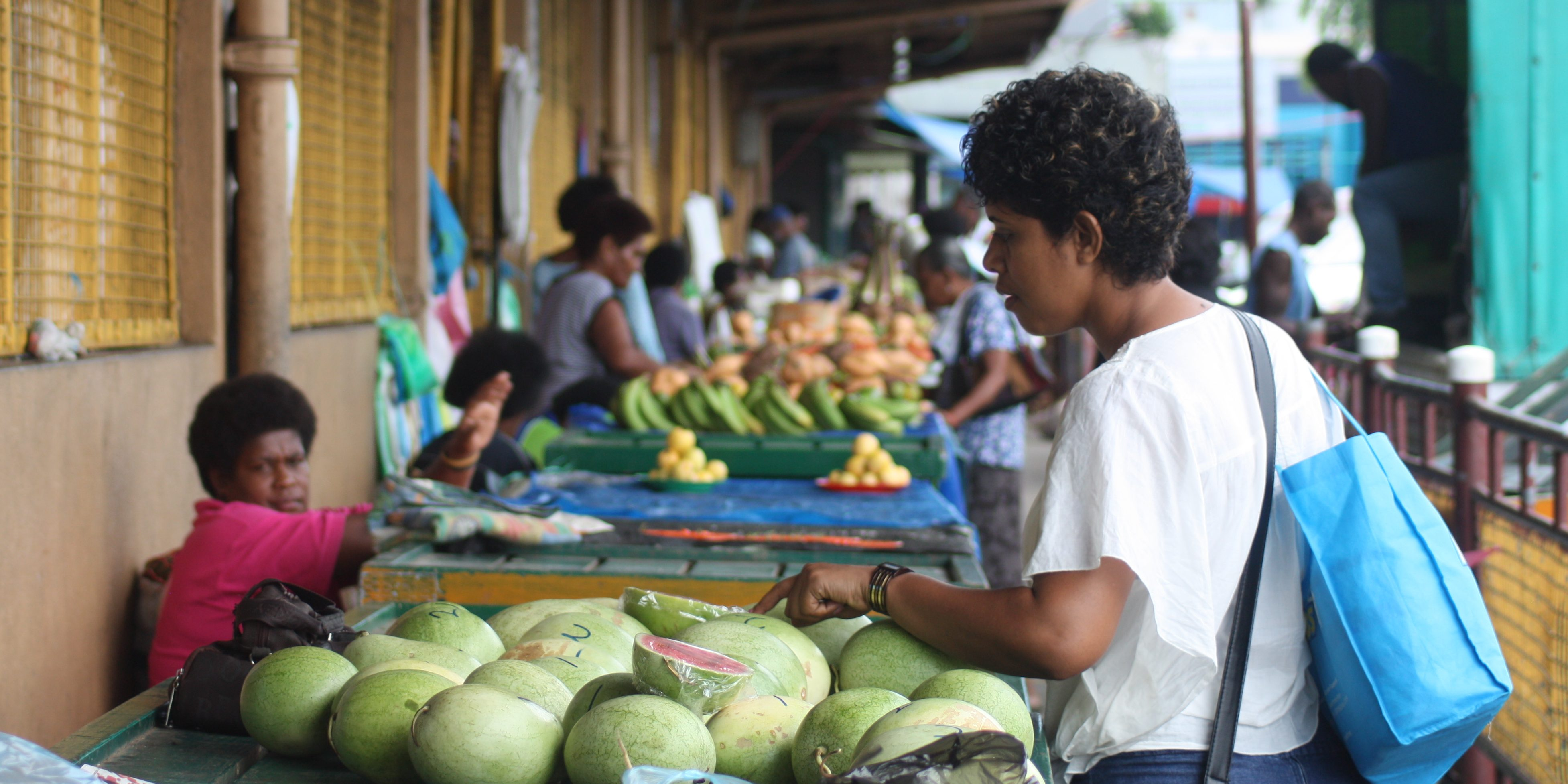 Volunteer in Fiji to have your own taste of the fiji food and history of fiji.