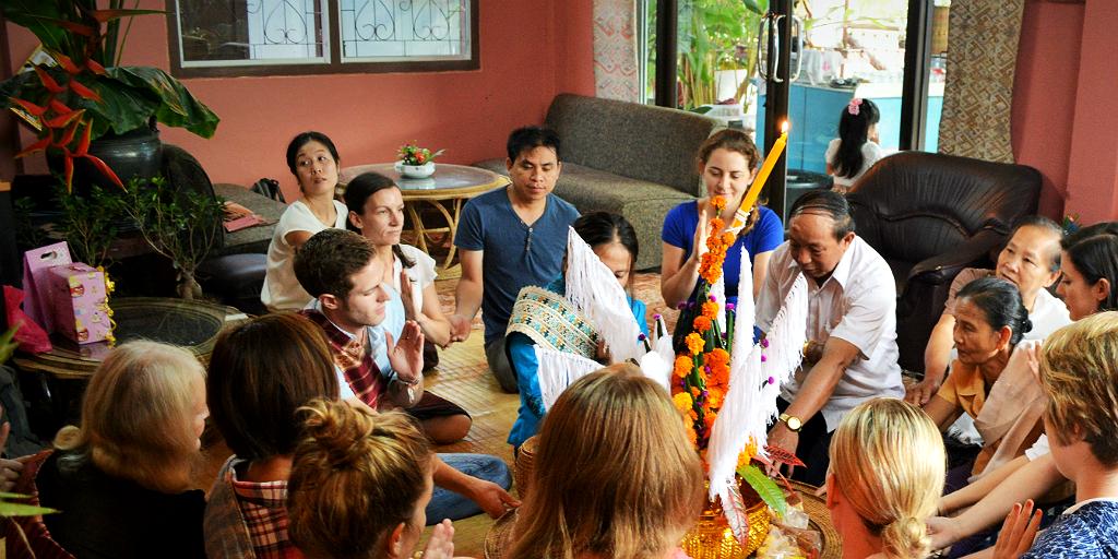 gvi volunteers in cultural immersion