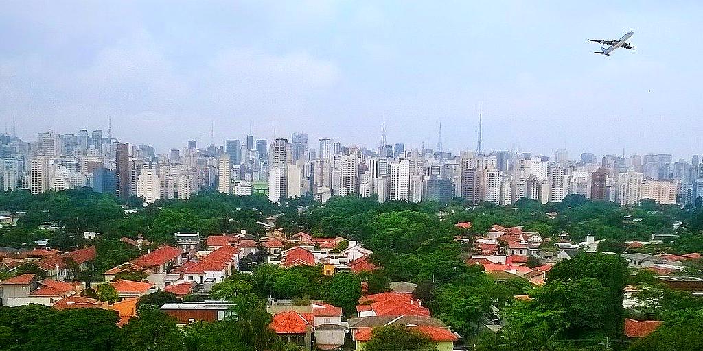 São Paulo, Brazil is a top green city