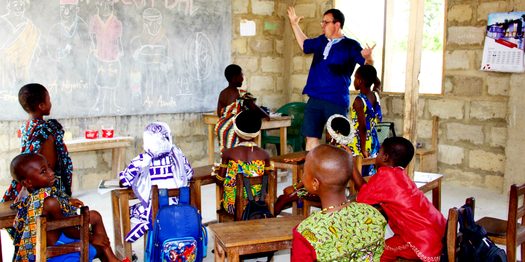 Teaching internships abroad allow you to work with people from different cultures around the world.