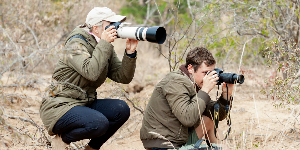 Taking a gap year is the perfect time to learn a new skill, like wildlife photography!