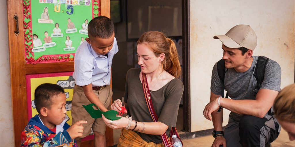 Find out about GVI's volunteer opportunities in Thailand.