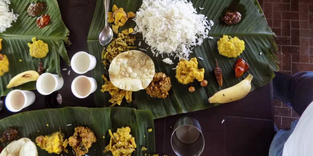 Immerse yourself in the culture of food when you volunteer in india